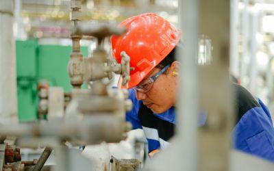 Pelatihan Pemeliharaan & Perbaikan Pabrik