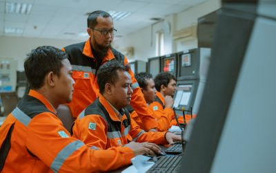 Pelatihan Pengoprasian Pabrik Petrokimia
